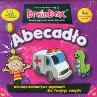 brain box abecadło - ISBNx: 8590228009227