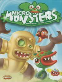micro monsters - ISBN: 8054181510232