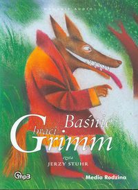 baśnie braci grimm cz 1 audiobook cd mp3 - ISBN: 9788372787897