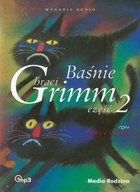 baśnie braci grimm cz 2 audiobook cd mp3 - ISBN: 9788372787903