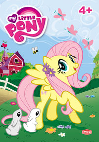 my little pony kolorowanka kr278 - ISBN: 9788325313715