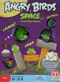 angry birds space 2 - ISBN: 0746775202316