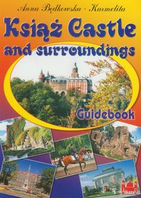 książ castle and surroundings - ISBN: 9788392559115