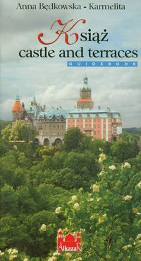 książ castle and terraces - ISBN: 9788392559184