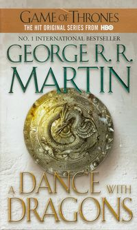 a dance with dragons - ISBN: 9780553841121