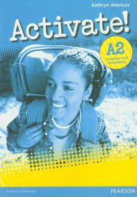 activate a2 grammar and vocabulary book - ISBN: 9781408224212