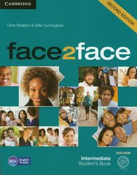 face2face 2ed intermediate sb with dvd-rom - ISBN: 9781107422100