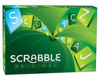 scrabble original gra - ISBN: 0746775260927