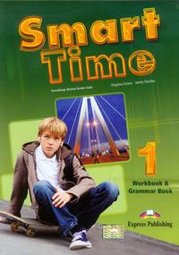 smart time 1 workbook  grammar book - ISBN: 9781471509247