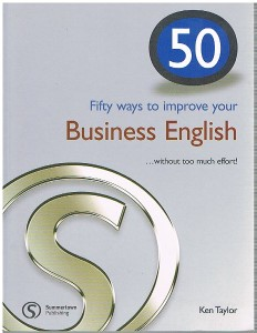 50 ways to improve your business english - ISBN: 9781902741826