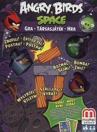 angry birds space gra - ISBN: 0746775157746