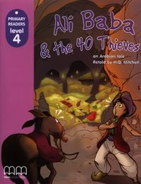 ali baba and the 40 thieves readers poziom 4 fox 2021 - ISBNx: 9789604432929