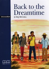 back to the dreamtime students book poziom intermediate - ISBN: 9789607955760