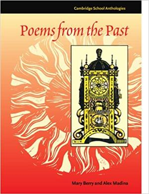 poems from the past - ISBNx: 9780521585651