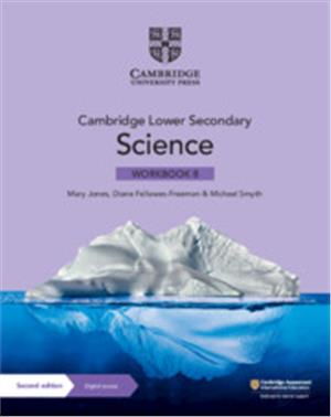 cambridge lower secondary science workbook 8 with digital access 1 year - ISBNx: 9781108742856