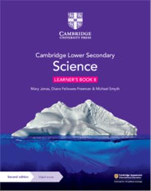 cambridge lower secondary science learners book 8 with digital access 1 year - ISBNx: 9781108742825