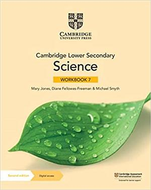 cambridge lower secondary science workbook 7 with digital access 1 year - ISBNx: 9781108742818
