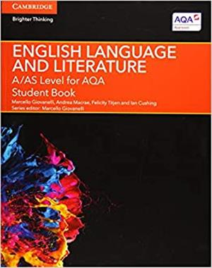 a as level english language and literature for aqa student book - ISBNx: 9781107465664