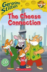 popcorn readers starter geronimo stilton the cheese connection reader audio cd - ISBNx: 9781407170091
