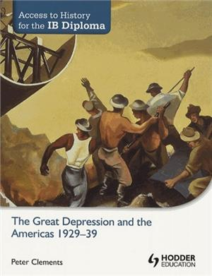 access to history for the ib diploma the great depression and the americas 1929-39 - ISBNx: 9781444156539