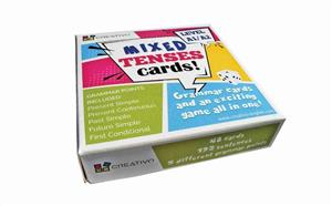 mixed tenses cards level a1 a2 - ISBNx: 9788366122628