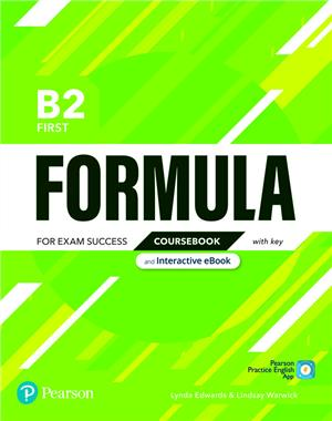 formula b2 first coursebook and interactive ebook with key - ISBNx: 9781292391410