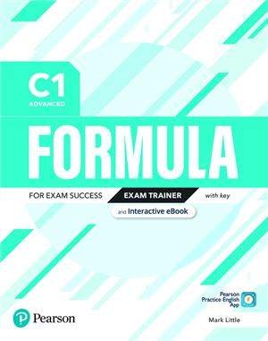 formula c1 advanced exam trainer and interactive ebook with key - ISBNx: 9781292391502