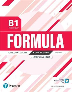 formula b1 preliminary exam trainer and interactive ebook with key - ISBNx: 9781292391366