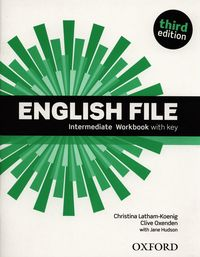 english file third edition intermediate workbook with key - ISBN: 9780194519847