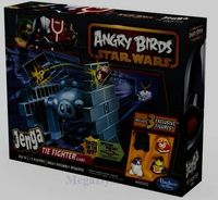jenga angry birds star wars the fighter - ISBNx: 5010994743819