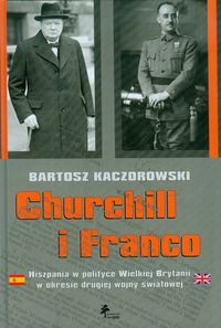 churchill i franco - ISBN: 9788371818189