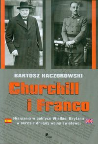 churchill i franco - ISBN: 9788371818486