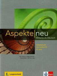 aspekte neu b1  ab  audio-cd - ISBN: 9783126050173