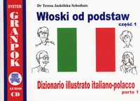 włoski od podstaw cd ks - ISBN: 9788389548191