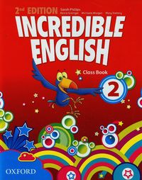 incredible english 2e 2 class book - ISBN: 9780194442299