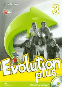 evolution plus 3 ćwiczenia - ISBN: 9788376211572