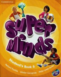 super minds 5 sb with dvd-rom - ISBNx: 9780521223355