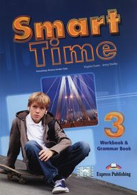 smart time 3 workbook  grammar book - ISBN: 9781471509308