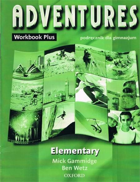 Adventures Elementary WB Plus PL