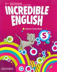 incredible english 2e starter class book - ISBN: 9780194442053