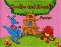 cookie and friends starter classbook - ISBNx: 9780194070003