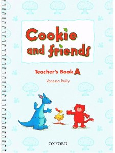 cookie and friends a tb - ISBN: 9780194070072