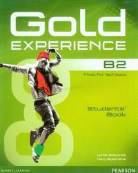 gold experience b2 - students book with multi-rom - ISBN: 9781447961963
