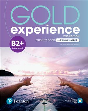 gold experience 2ed b2 students book  ebook - ISBNx: 9781292392868