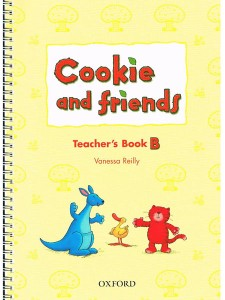 cookie and friends b tb - ISBN: 9780194070089