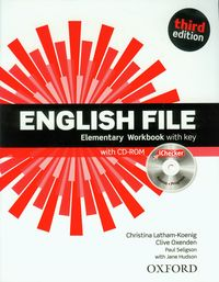 english file third edition elementary workbook with key  ichecker pack - ISBN: 9780194598712