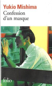 confession dun masque - ISBN: 9782070374557