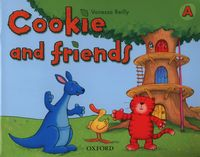 cookie and friends a sb - ISBN: 9780194070010