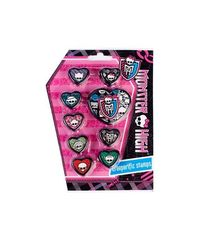 mc monster high stemple plastikowe st-1201mh - ISBN: 5901350207574