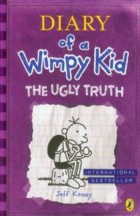 diary of a wimpy kid the ugly truth - ISBNx: 9780141340821